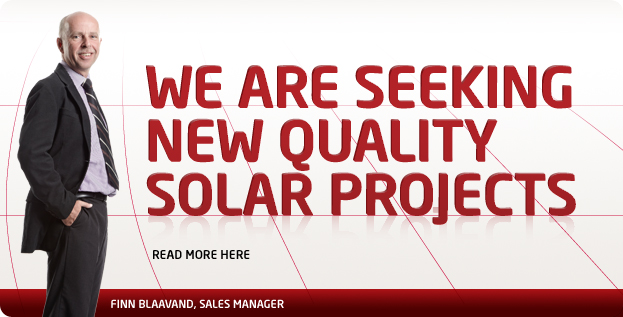 Difko A/S -New quality solar projects